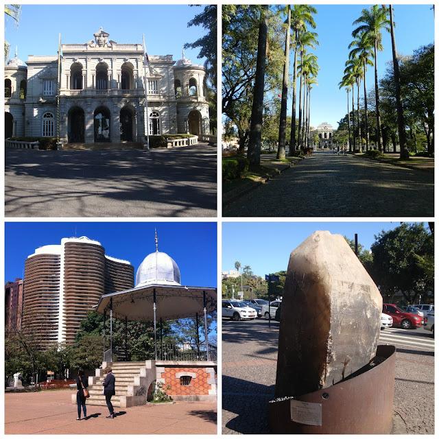 Praça da Liberdade, Belo Horizonte