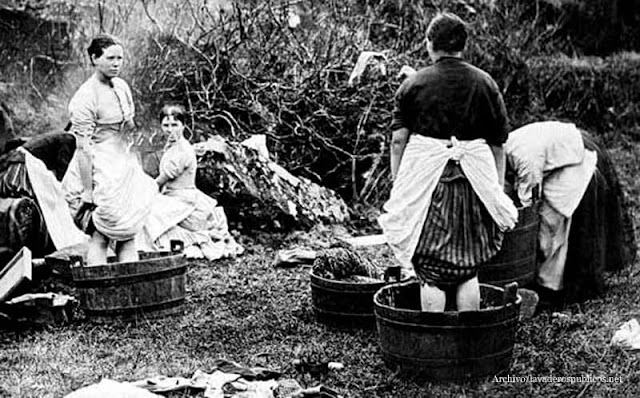 lavanderas-rio-clyde