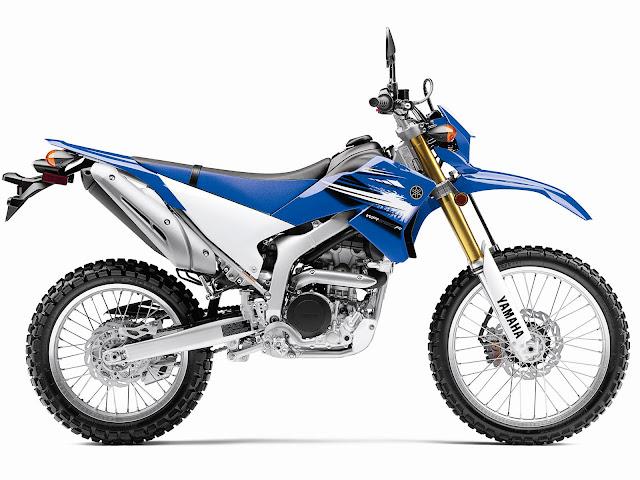Motorcycles: 2012 Yamaha WR250R Motocross
