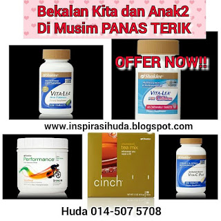 Supplement di musim panas terik