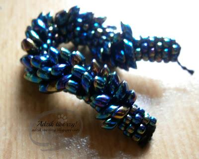 blog o tworzeniu biżuterii z koralików