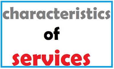 services xteristics
