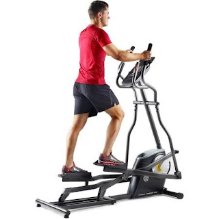 Gold Gym Stride Trainer 450 Elliptical Machine, image, review features & specifications plus compare with Gold Gym 450i