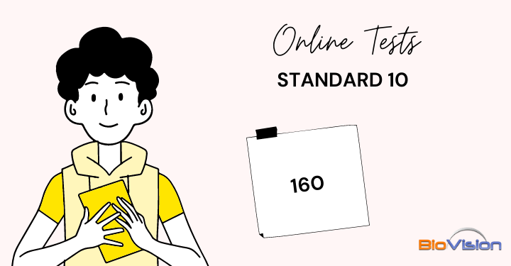 160 Online Exams | Online Tests - Class 10 All Subjects