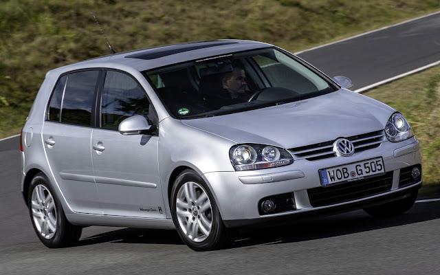 Volkswagen Golf - Geração 5