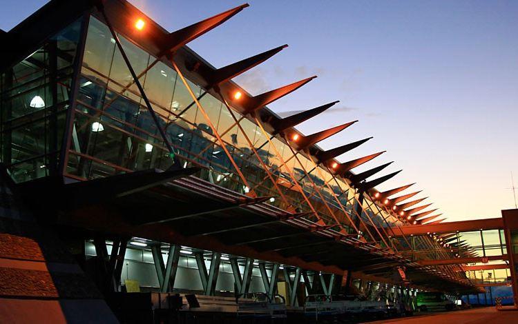 dicas aeroporto el Calafate