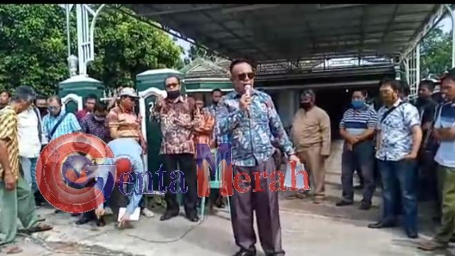 Demo Lahan Sugar Group