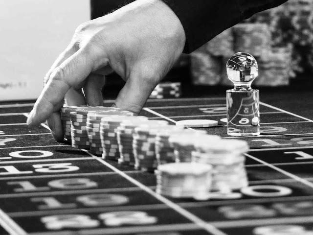 Незаконная организация азартных игр