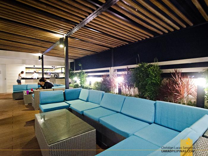 Ruf Resto Bar Boracay Lounge