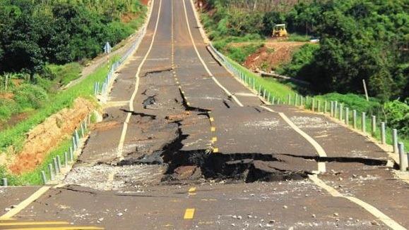 Cơ quan điều tra vào cuộc vụ tuyến tránh Chư Sê 250 tỉ gãy như 'động đất'