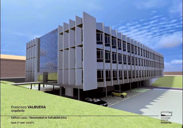 La Terraza Del Colegio Mayor Peñafiel Coloquios Sobre