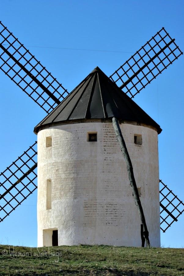 foto de molino de viento