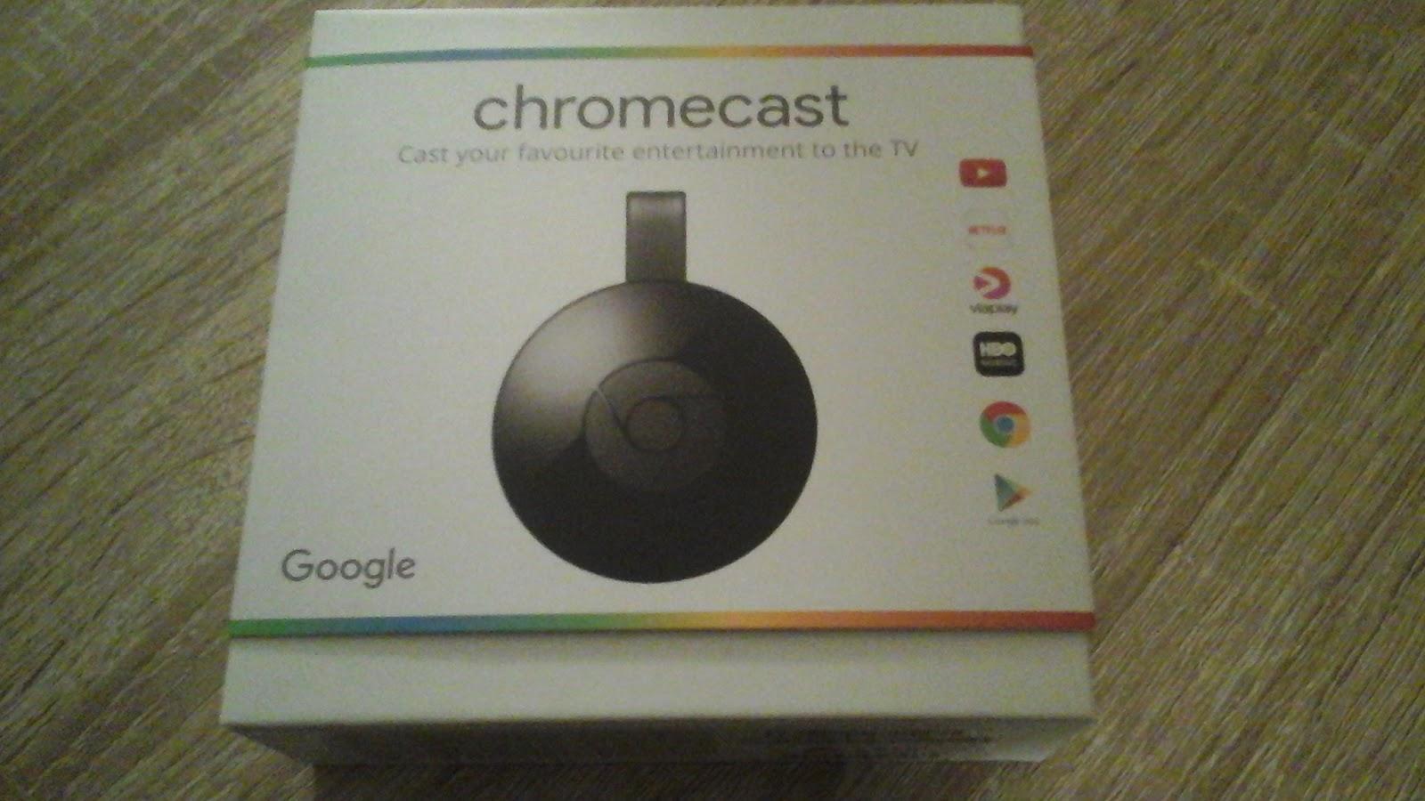 chromecast comhem