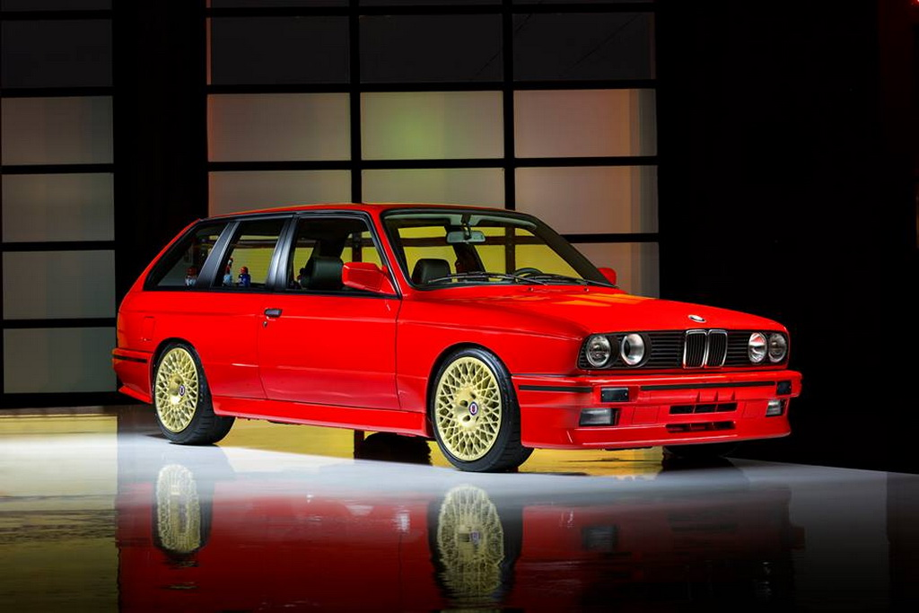 We Didn T Know We Wanted A Two Door E30 M3 Wagon Up Until Now