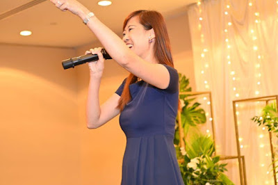 Felicia Emcee Bilingual Sinagpore
