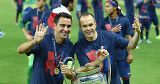 Two Barcelona Icons shortlisted for greatest ever midfielder award by France Football