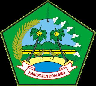 Logo/ Lambang Kabupaten Boalemo
