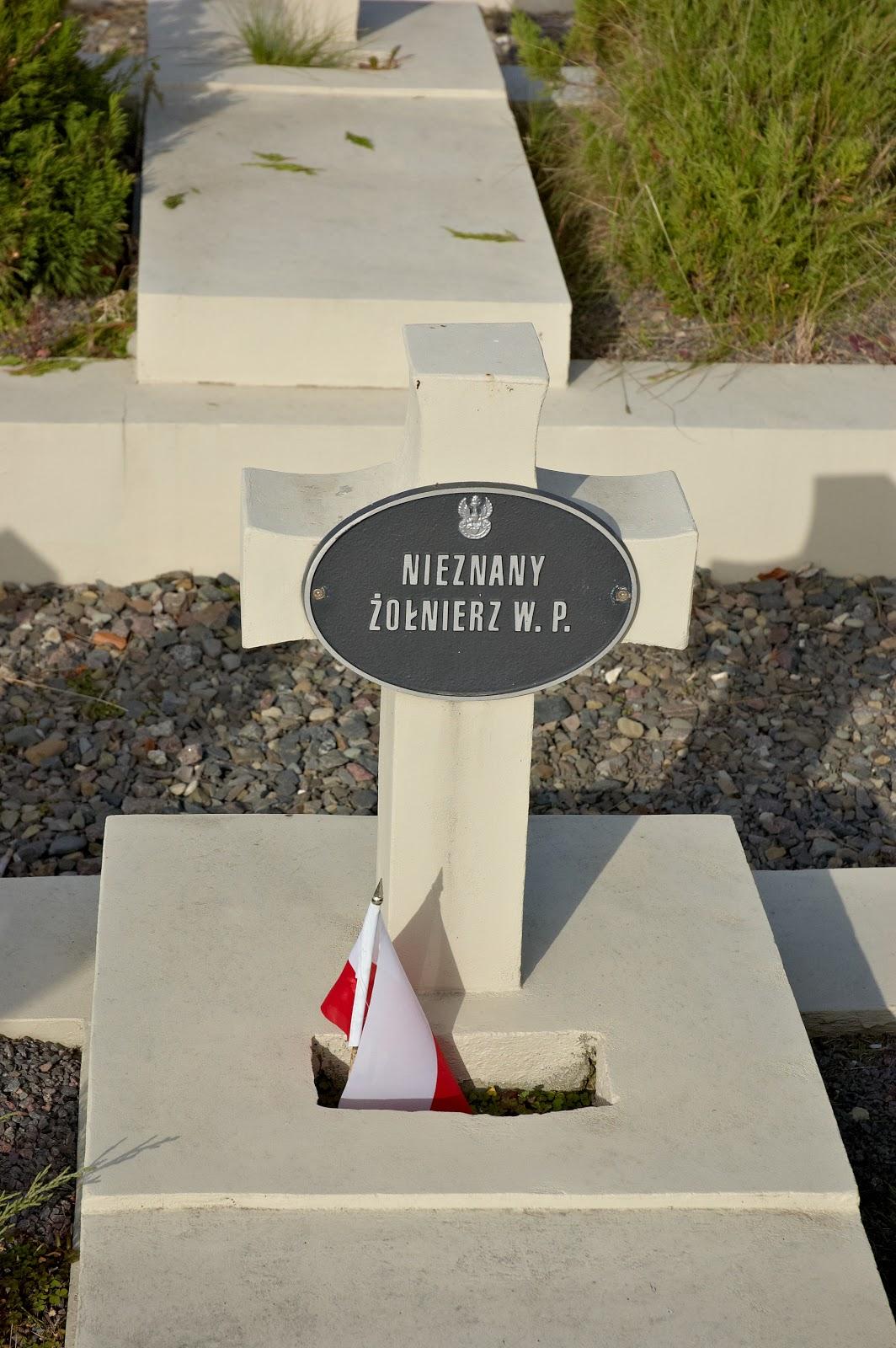 grób nieznanego żołnierza cmentarz we Lwowie