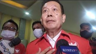 Penuhi Panggilan Polisi,  Ambroncius Nababan Jelaskan soal Postingannya Diduga Rasis ke Natalius Pigai