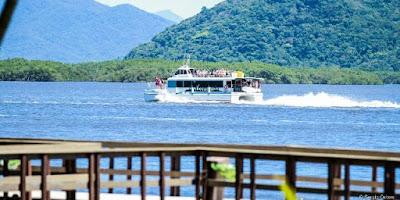 Catamarã fará viagem ao Marujá no sábado 21/07