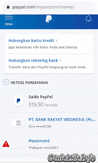 vcc paypal expired 2