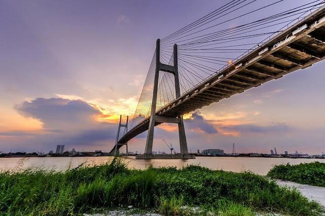cầu Phú Mỹ Quận 7