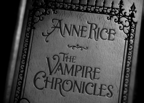The Vampire Chronicles - Bryan Fuller to Adapt Anne Rice Novel's for Paramount TV & Anonymous Content *Updated*