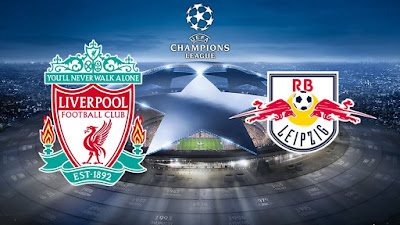 Liverpool vs RB Lepizig : Champions League Live Stream
