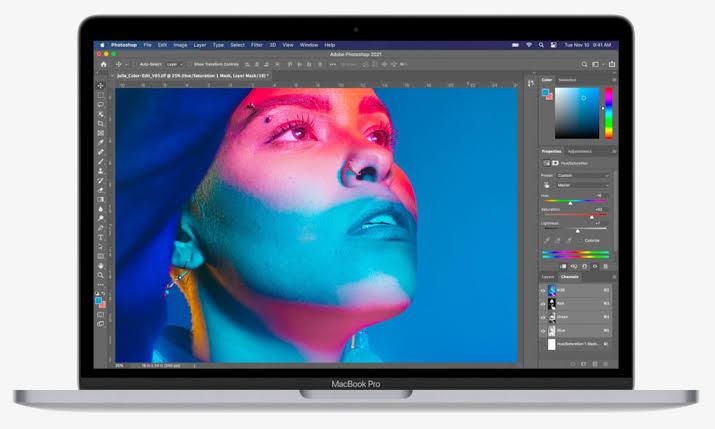 Adobe Photoshop ARM Beta Version