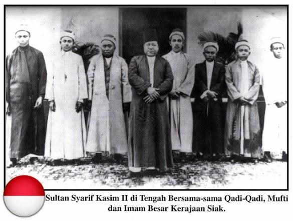 13 Juta Gulden (Rp 1.000 Triliun) Sumbangan Sultan Syarif Kasim II untuk Modal Indonesia Merdeka
