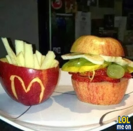 An Appleburger