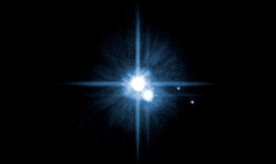 Plutão antes da New Horizons