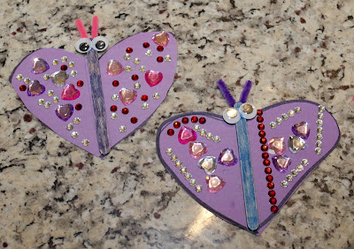 Valentine's Day Art and Craft for Kids