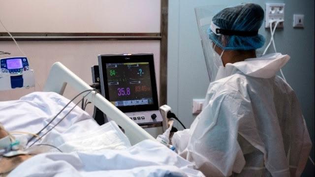 Σε πτώση ο αριθμός των νοσηλευόμενων με κορωνοϊό στα Νοσοκομεία της Αργολίδας