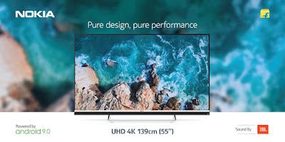 Nokia TV 2020 Edition   Nokia TV vs OnePlus TV Q1 vs Mi TV 4X 2020 : Price, Specifications and Features