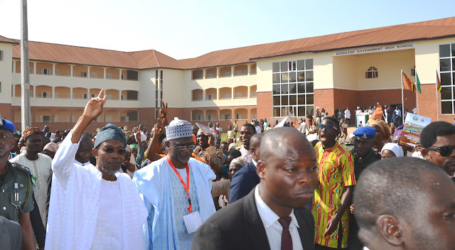 Aregbesola: Securing Osun future through promotion of functional education