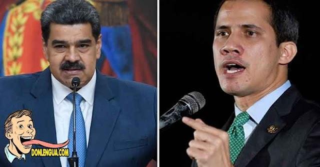 Guaidó acusó a Nicolás Maduro de impedir el ingreso de las vacunas al país