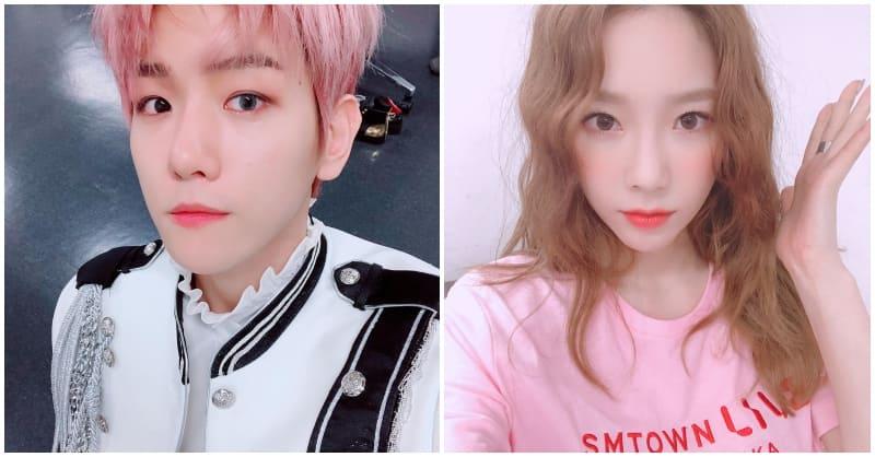 Taeyeon, Baekhyun,