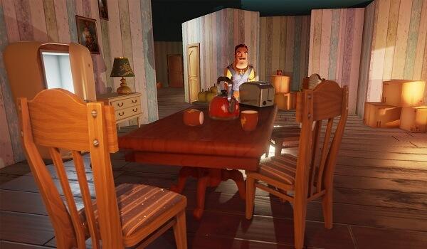 تحميل لعبة Hello Neighbor للكمبيوتر