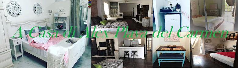 A Casa di Alex Playa del Carmen