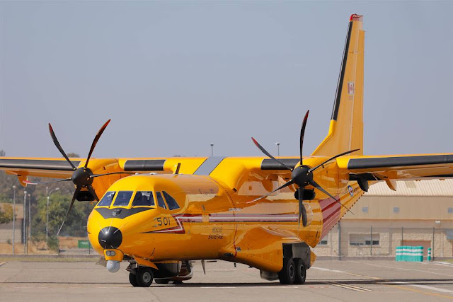 Royal Canadian C295 final livery