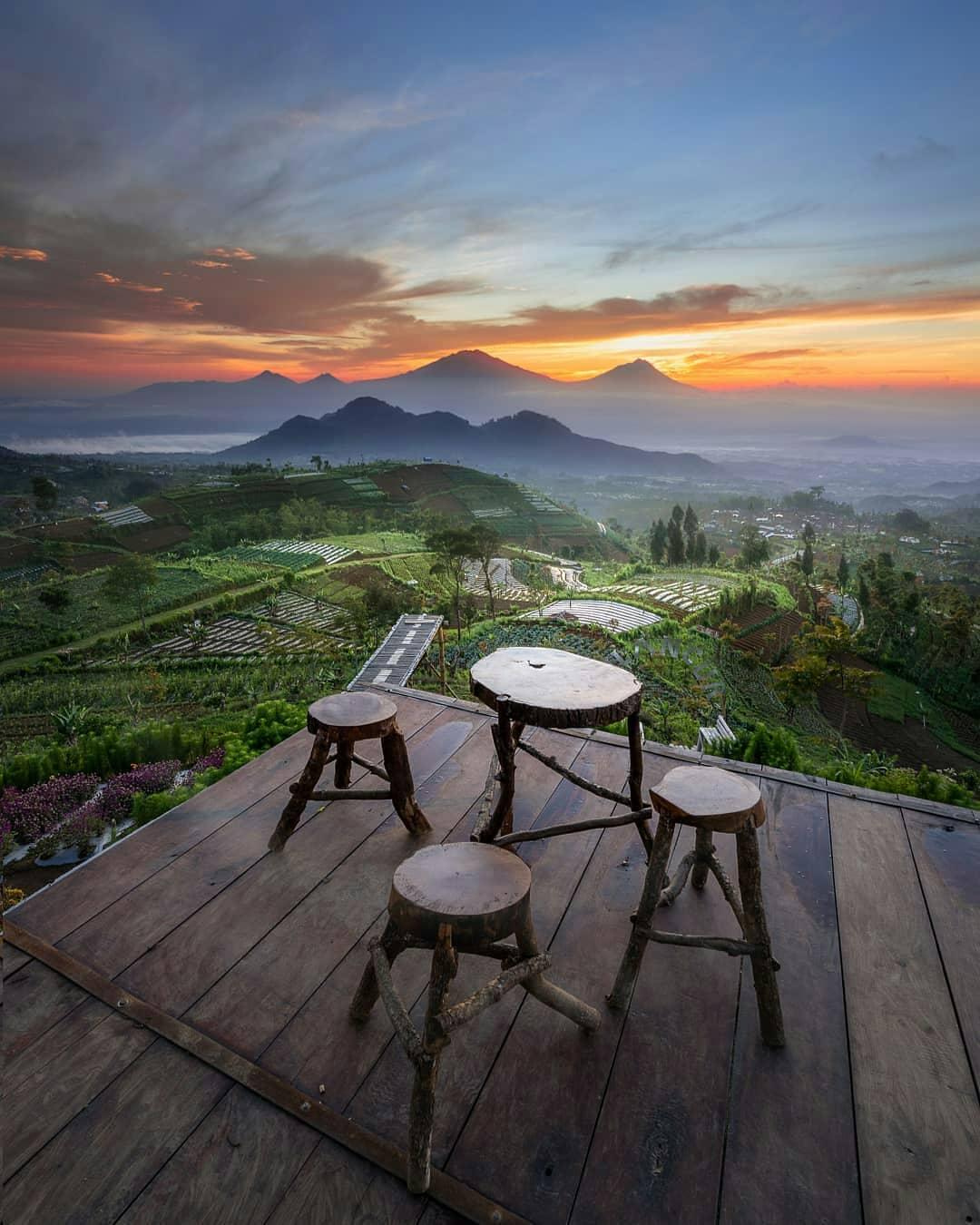 HTM Wisata Gardu Pandang Silancur 2021