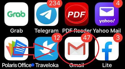 Cara membuat banyak akun gmail dengan 1 Nomor HP