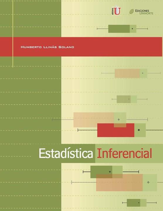 Estadística inferencial – Humberto Llinás Solano