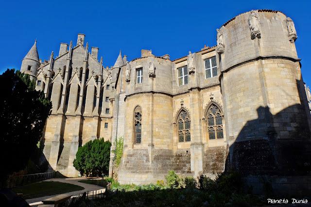 Palacio de los Condes de Poitou
