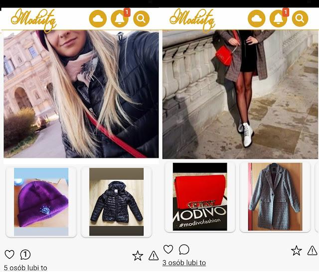 Modista - Aplikacja Dla Każdej Fashionistki