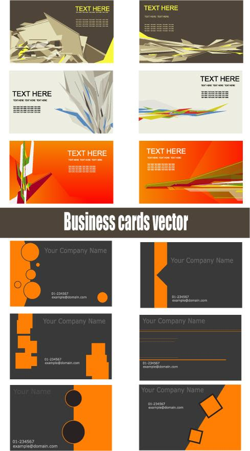 free clip art business cards - photo #16