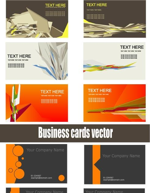 free clip art business cards - photo #27