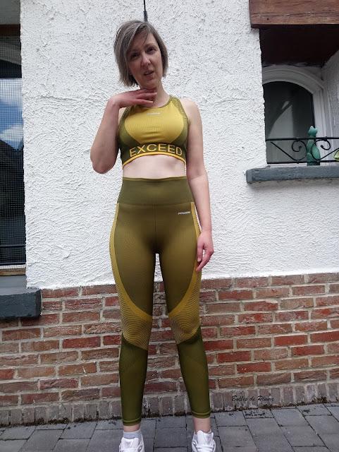 Ma tenue X-Skin - Zun Moss PROZIS