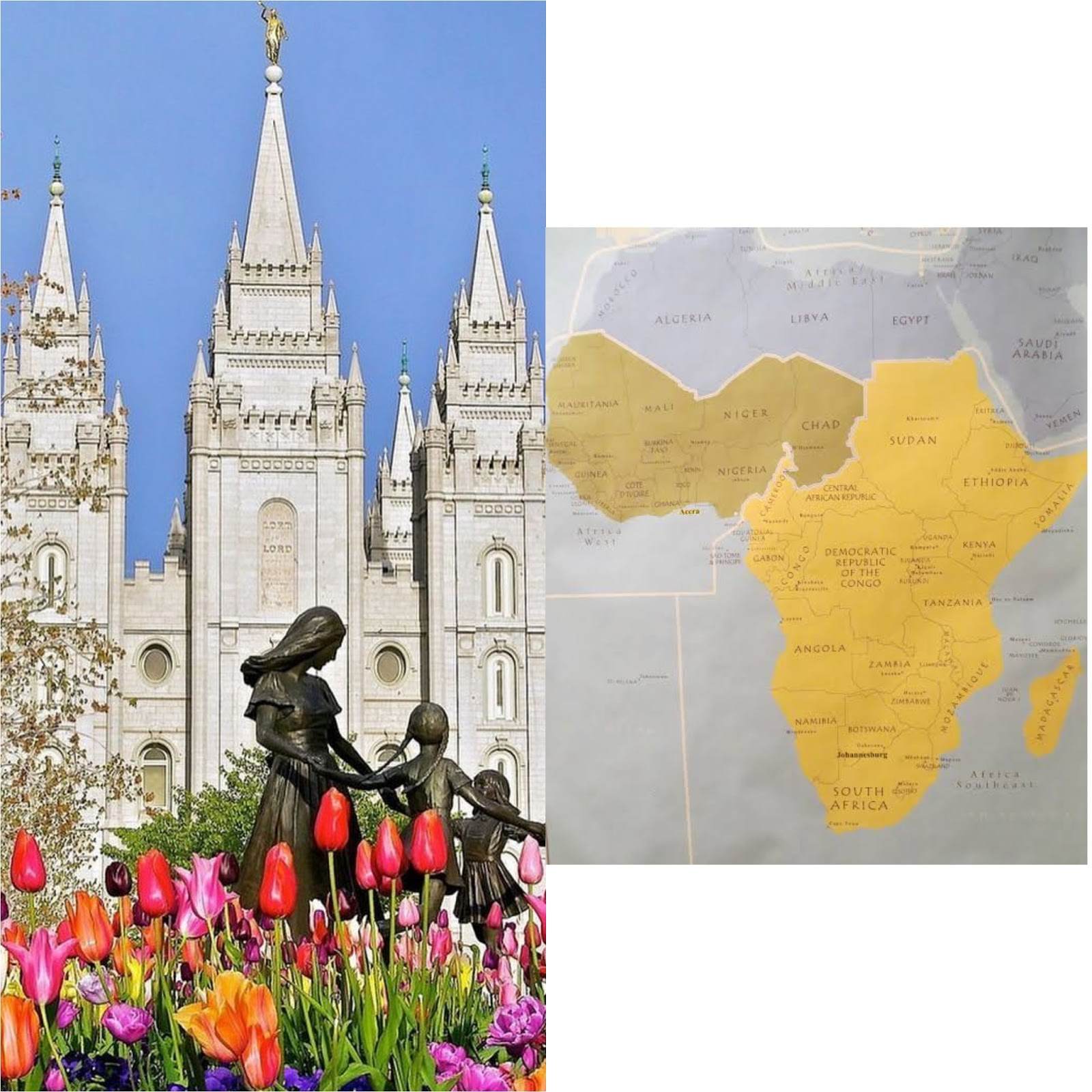 Coronavirus: Lds Church Sends Missionaries in Africa home